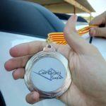 Medalla plata Can Bosch