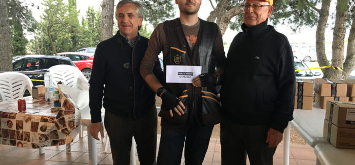 """Binefar (Huesca) tirada """"El Romeral"""" – 100 plats (19 de Maig de 2018)"""